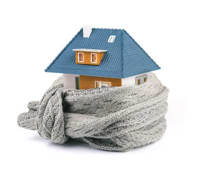 Three Places Home Insulation Ensures Your Total Comfort