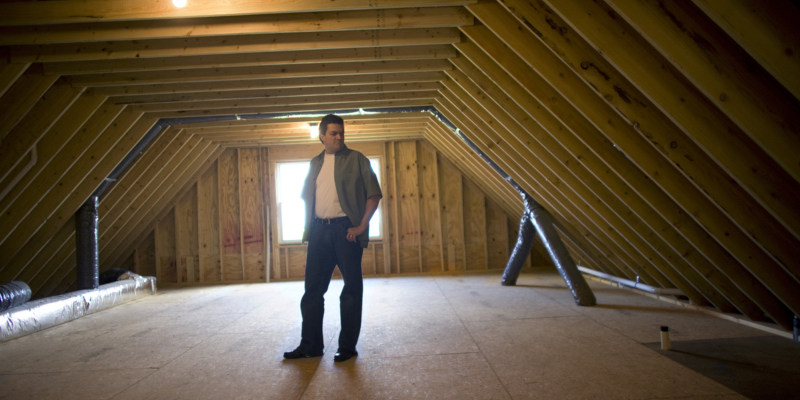wondering about your home insulation